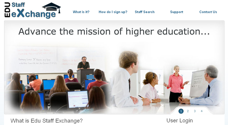 EDU Staff Exchange