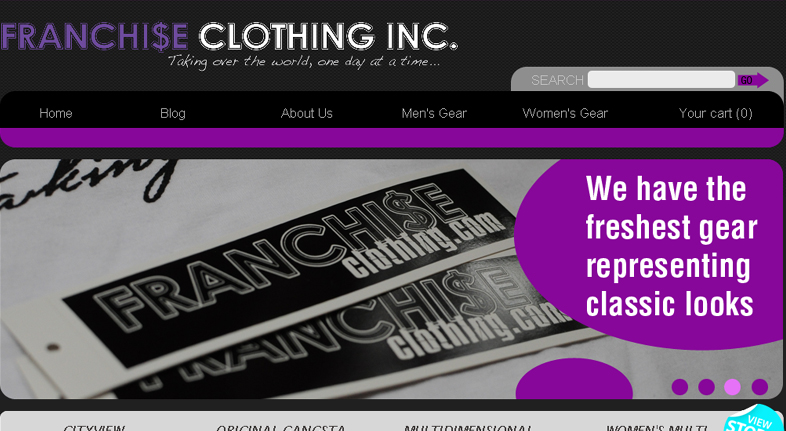 Franchise Clothing