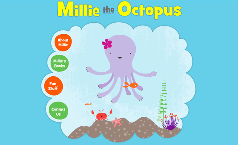 Millie The Octopus