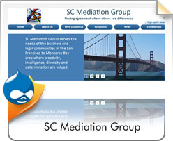 Drupal, SC Mediation Group