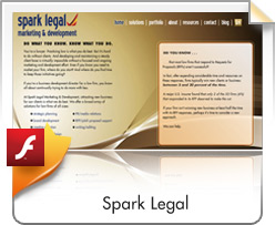 Flash, Spark Legal