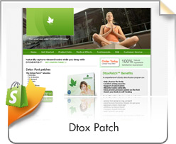Shopify, Dtox Patch