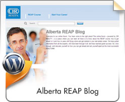 Wordpress, Altra REAP Blog