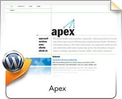 Wordpress, Apex