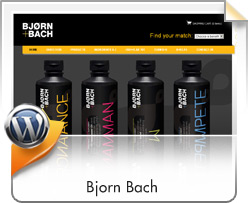 Wordpress, Bjornbach