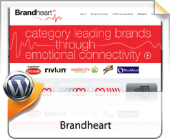 Wordpress, Brandheart