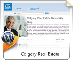 Wordpress, Calgary Realestate
