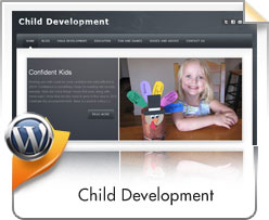 Wordpress, Child Development