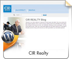 Wordpress, CIR Reality