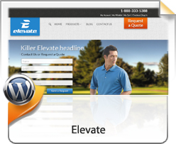 Wordpress, Elevate