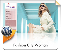 Wordpress, Fashion City Women