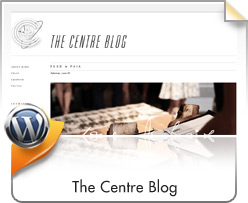 Wordpress, The Centre Blog