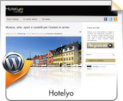 Wordpress, Hotelyo