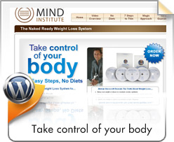 Wordpress, Naked Ready Weight Loss