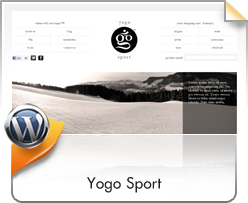 Wordpress, YogoSport